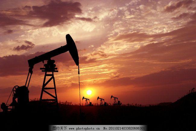 油田风景 油田风景免费下载 抽油机 油田风光 图片素材 其他