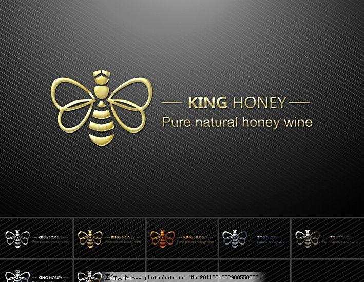 蜜蜂 蜂蜜 LOGO 标志 设计 标志设计 LOGO设计 商标设计 蜂蜜商标 蜂蜜茶 土蜂蜜 百花蜂蜜 蜂巢 蜂胶 小蜜蜂 卡通蜜蜂 蜂窝 大黄蜂 蜂王浆 蜜蜂采蜜 企业 LOGO设计源文件 VI设计 广告设计模板 源文件 300DPI PSD