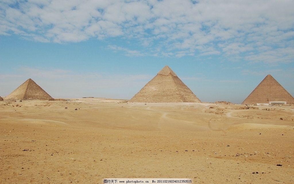 埃及吉萨金字塔图片