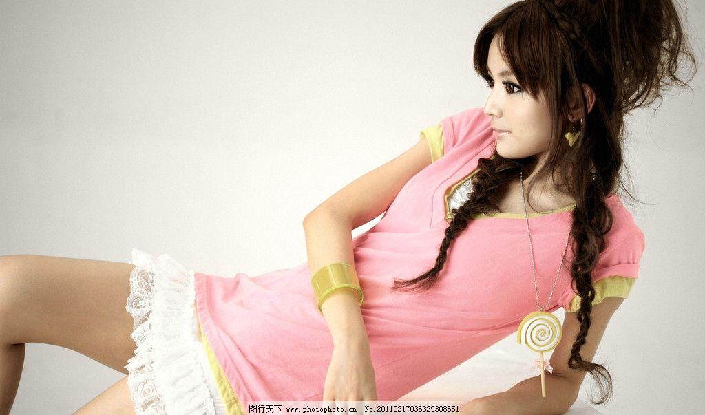 叶熙祺 女人 可爱 写真 美女 清纯 时尚 性感 壁纸 高清 摄影