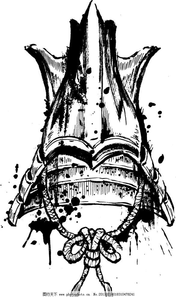 动漫人物 侍魂 浪人 忍着 武者 侠客 刀剑 日本漫画 日本浪人