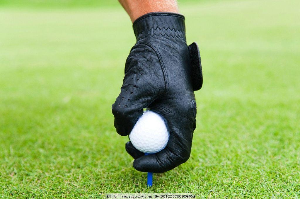 高尔夫球 高尔夫球场地 高尔夫球杆 体育运动 文化艺术 摄影 300dpi