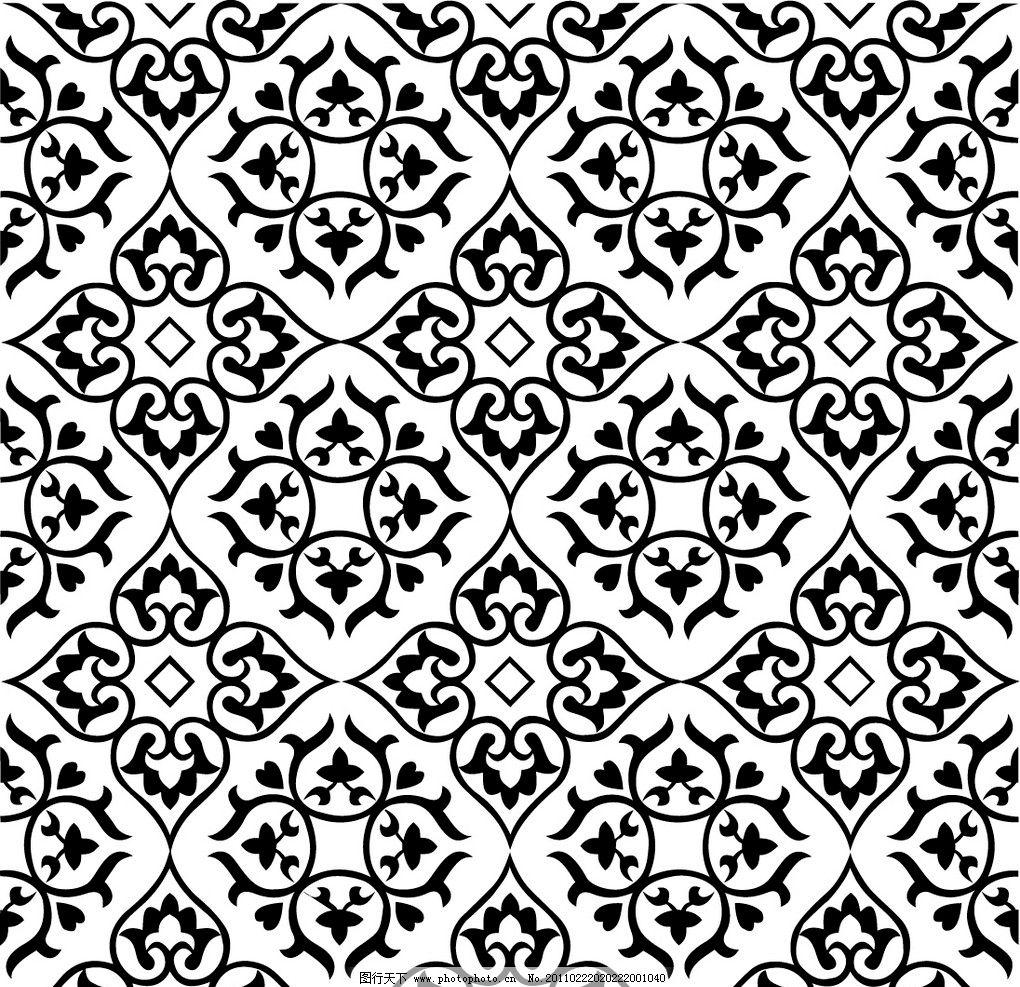 纹路 花纹 欧式 时尚 地毯花纹i