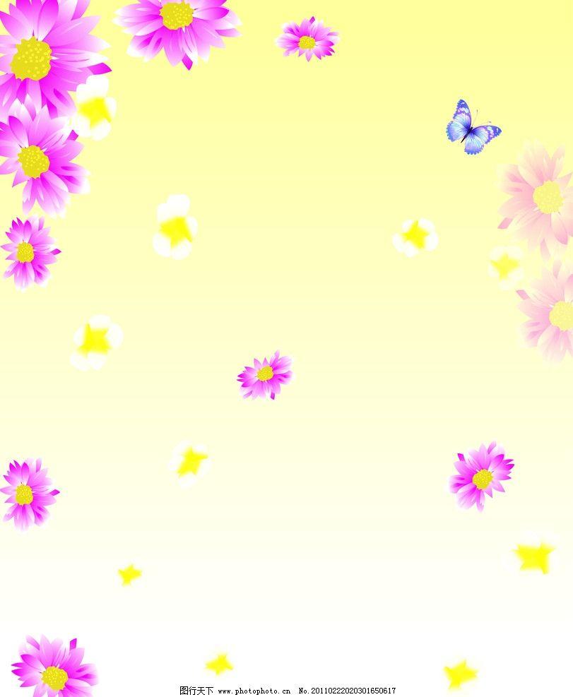 飘零的花朵 太阳花