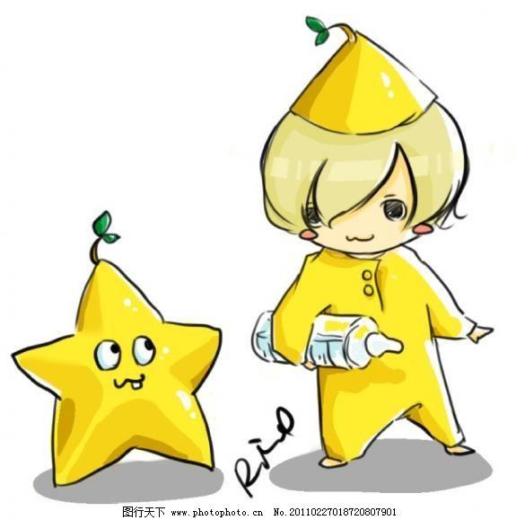 小星星的光芒免费下载 亮 炫彩 陪伴 图片素材 卡通动漫可爱图片