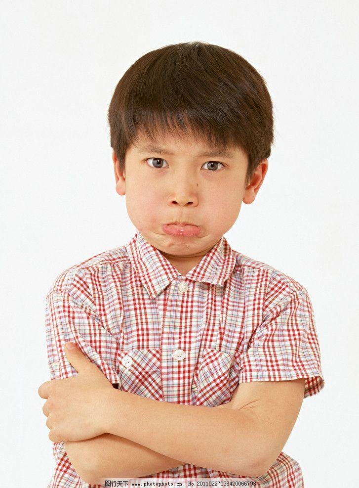 鬼脸 小帅哥 小男孩 小学生 儿童 孩子 儿童表情 孩子表情 小孩表情