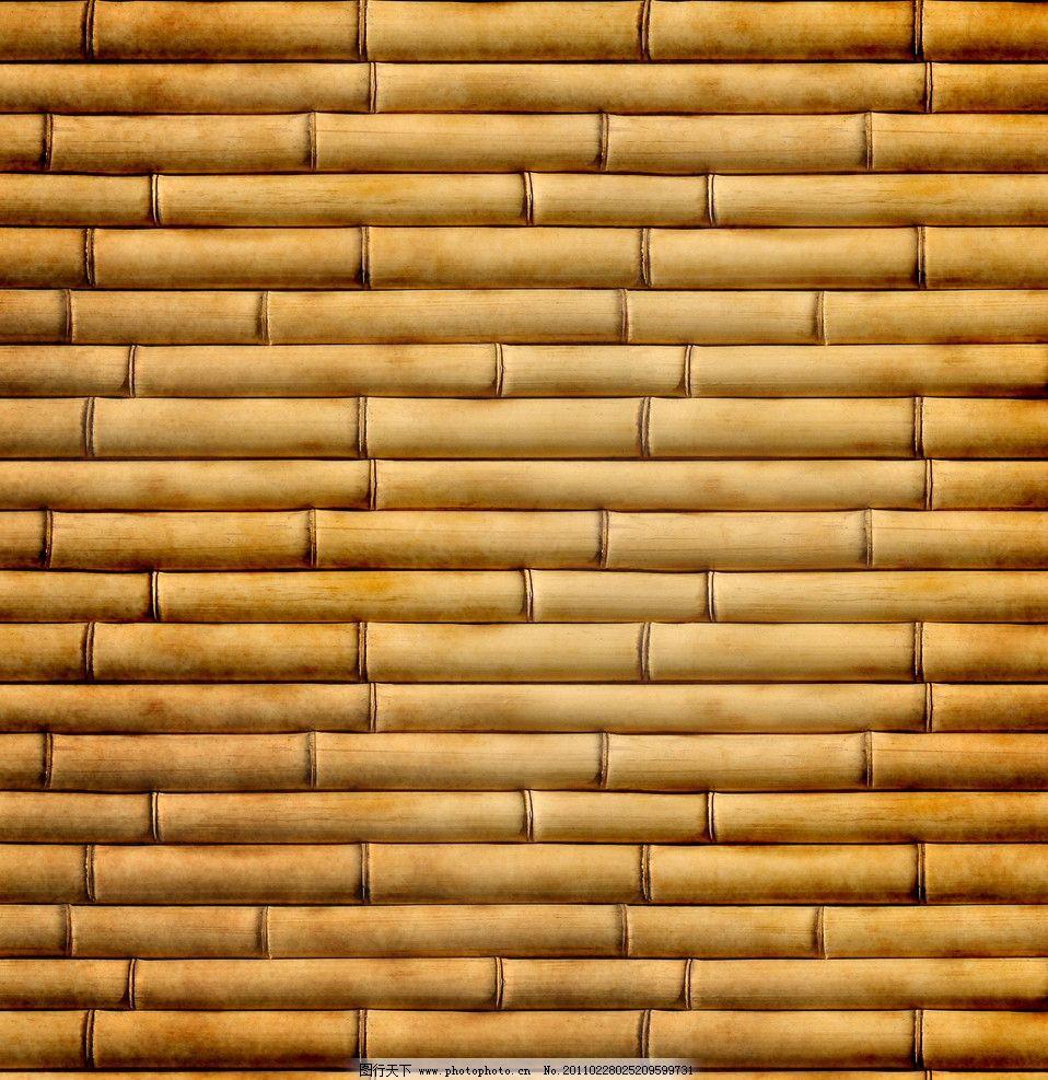 竹子背景纹理图片