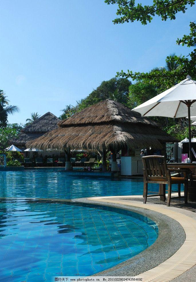 苏梅岛 泰国海岛 日光浴 龟岛 南幽岛 大海 海滩 阳光 太阳伞
