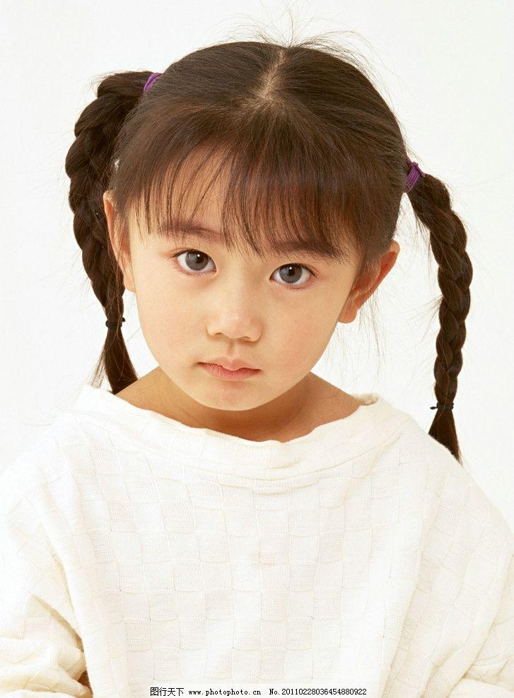 可爱的小女孩 小美女 小女孩 小学生 儿童 孩子 儿童表情 孩子表情