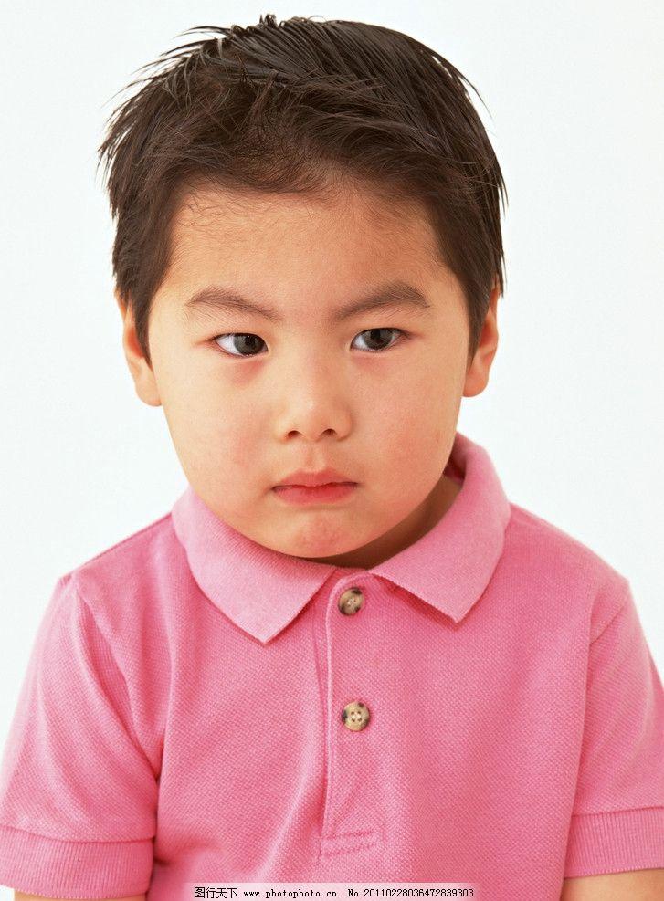 生气的小男孩 生气 小帅哥 小男孩 小学生 儿童 幼儿 孩子 儿童表情