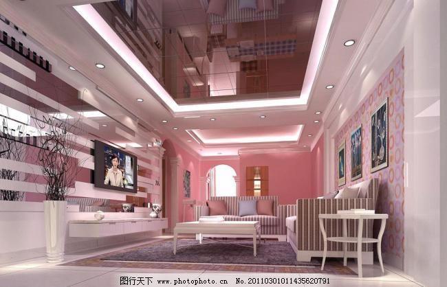 简洁客厅 简单欧式 欧式风格