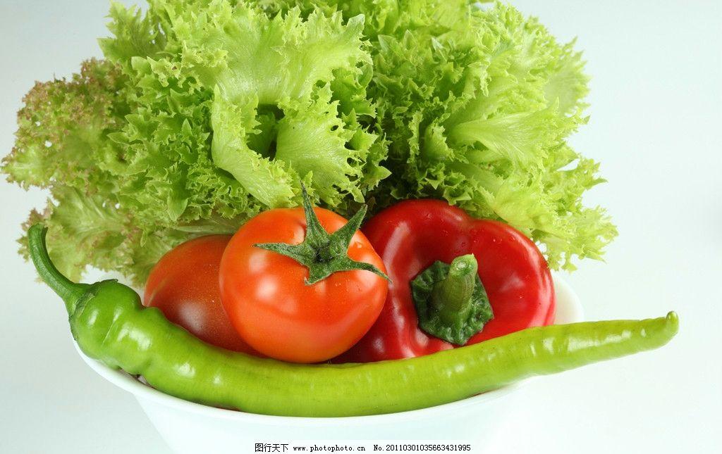 西红柿 蕃茄 辣椒
