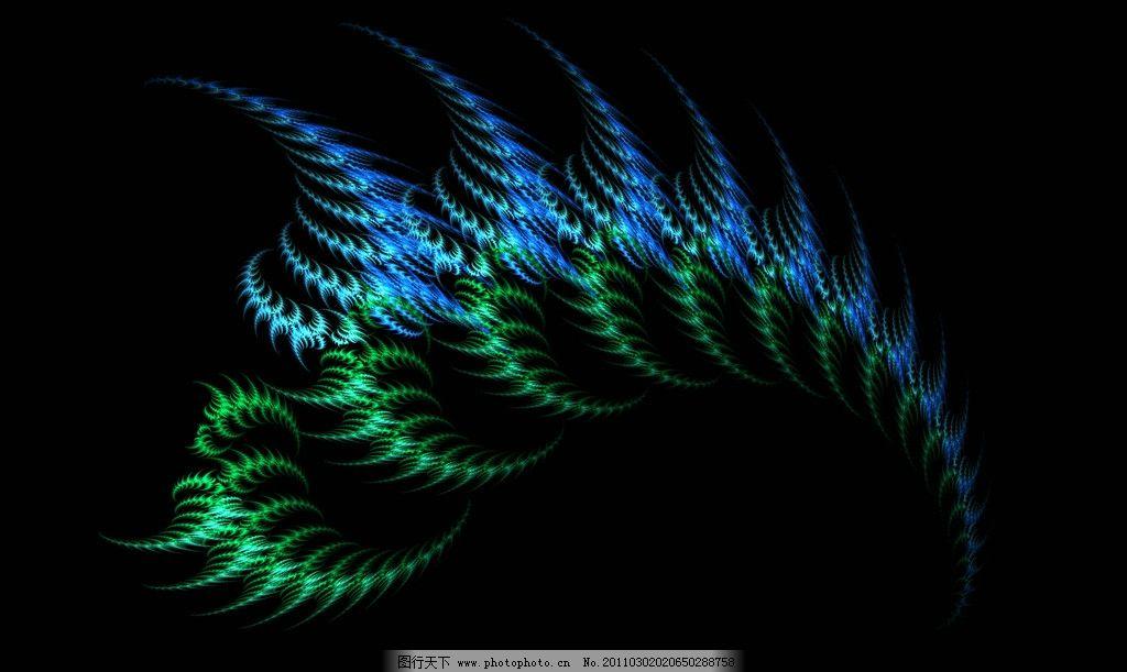 艺术灵感 分形几何 抽象底纹 创意图案 背景 神秘 螺纹 螺旋 底纹边框
