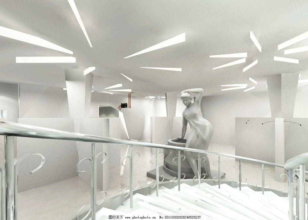 雕塑博物馆设计图片