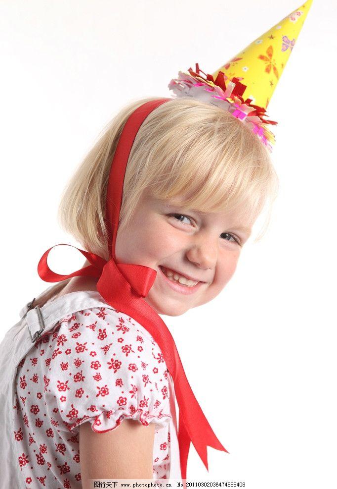 快乐的小女孩图片,小学生 微笑 笑容 开心 国外儿童