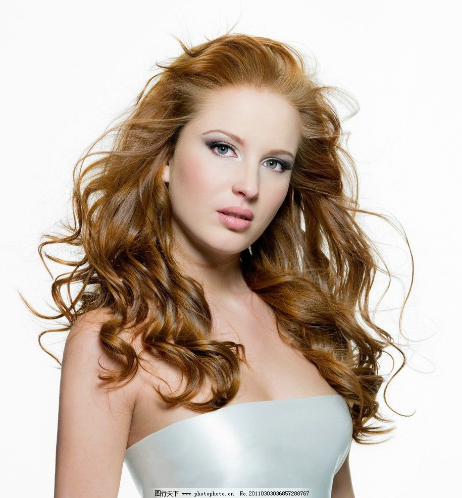 性感美女 性感女孩 头发造型 发艺 美容 美女特写 女性女人 女孩 欧美图片
