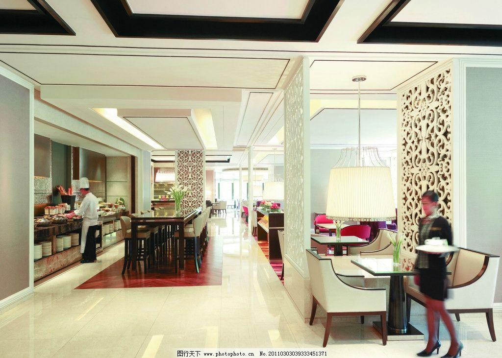 自助餐 餐厅 酒店设计 五星级酒店 香格里拉酒店 欧式酒店 会所设计