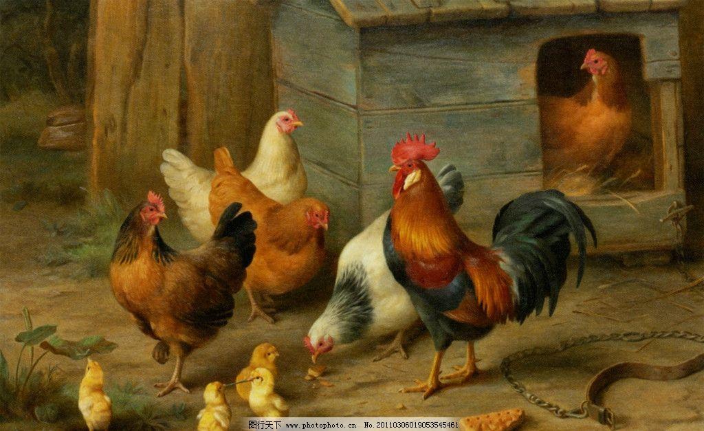 名画 西洋油画 欧美油画 印象派 野兽派 点彩派 人物 风景 静物 动物