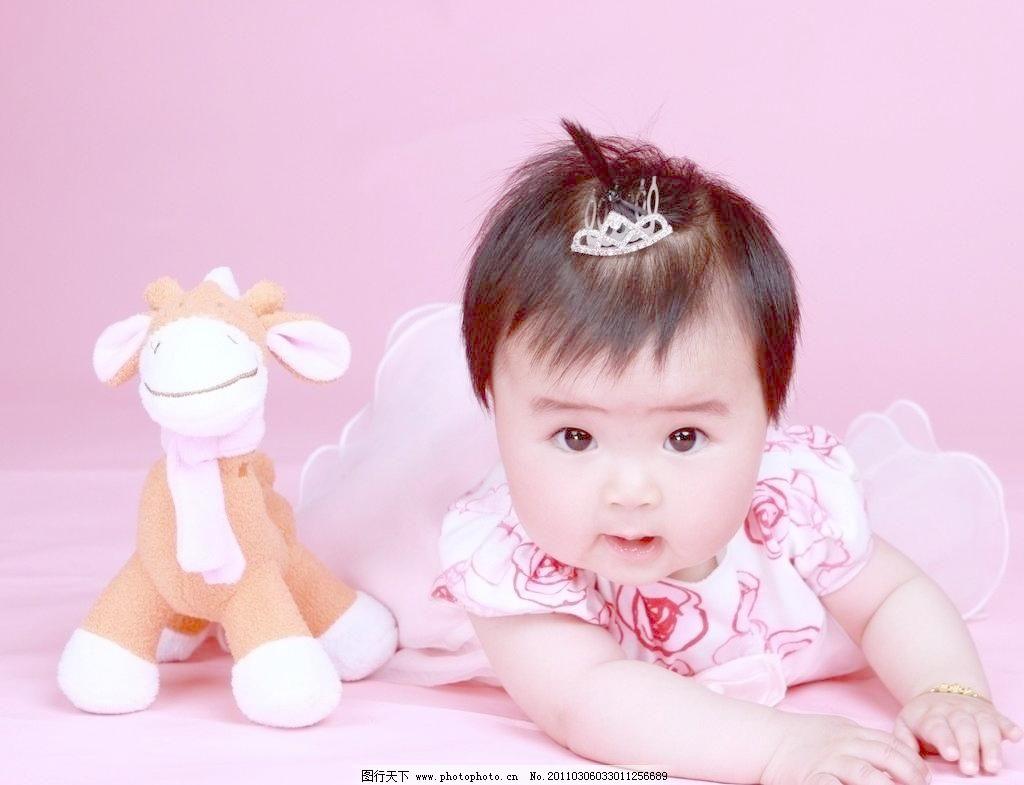 可爱 小女孩 女童 女宝宝