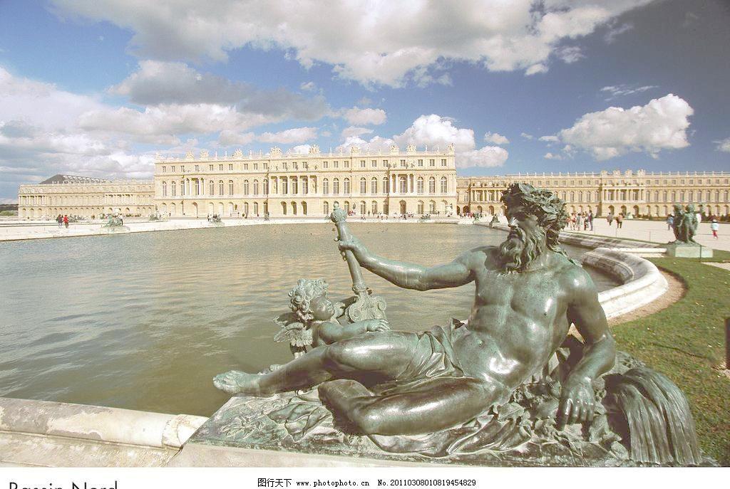 欧式建筑 欧式雕塑 建筑摄影 建筑园林 欧洲建筑 欧式雕塑图片素材