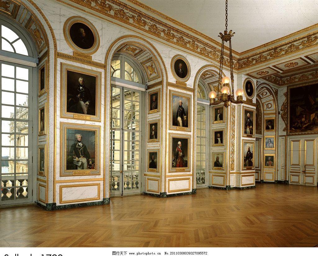 欧式风格 吊灯 华丽 装饰品 室内高清图片 高贵 室内摄影 建筑园林 摄