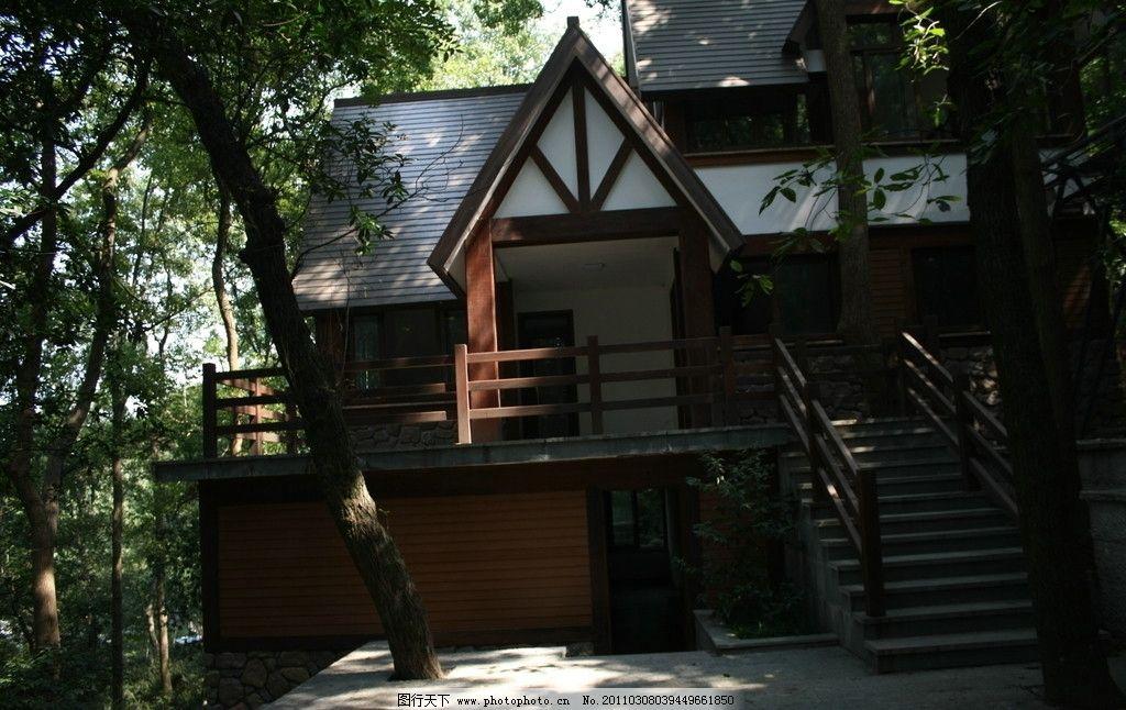 欧式山林小木屋