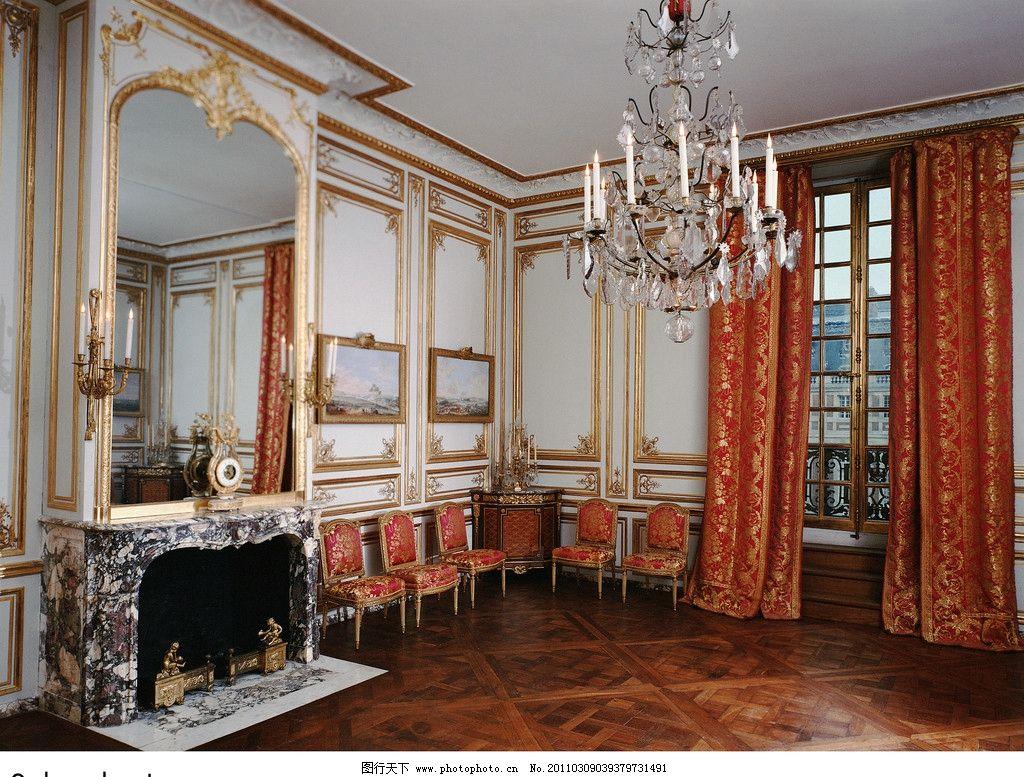 欧式建筑 欧式 皇宫