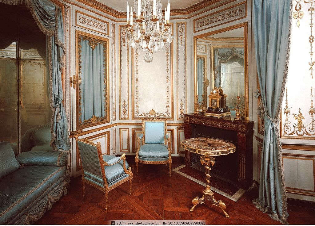摄影图库 建筑园林 室内摄影  欧式室内高清图片 书房 欧式建筑 欧式图片