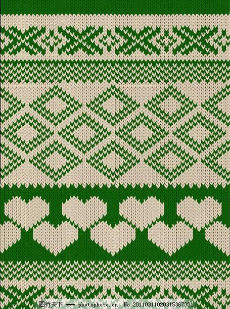 欧式花纹地毯矢量素材图片