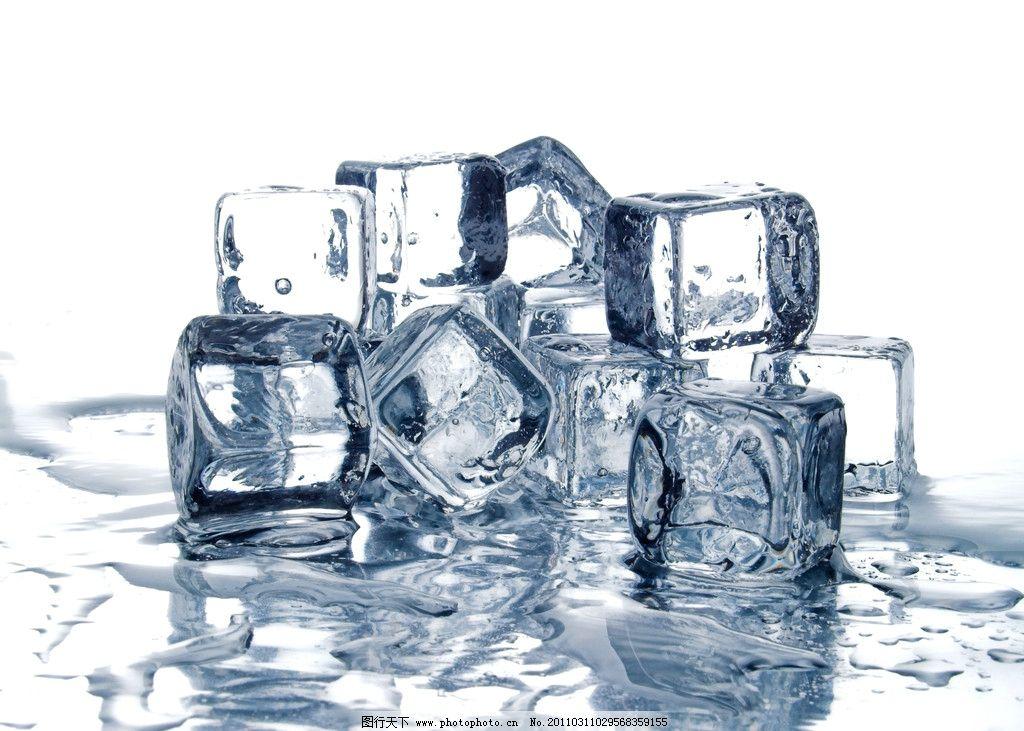 超大冰块简笔画