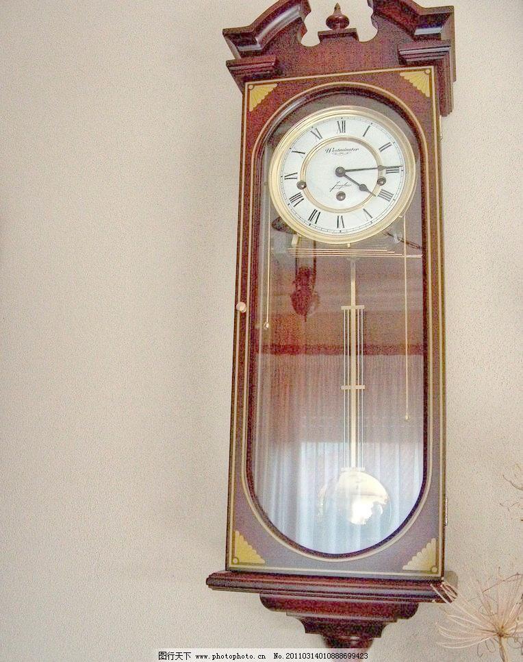 欧式挂钟矢量图
