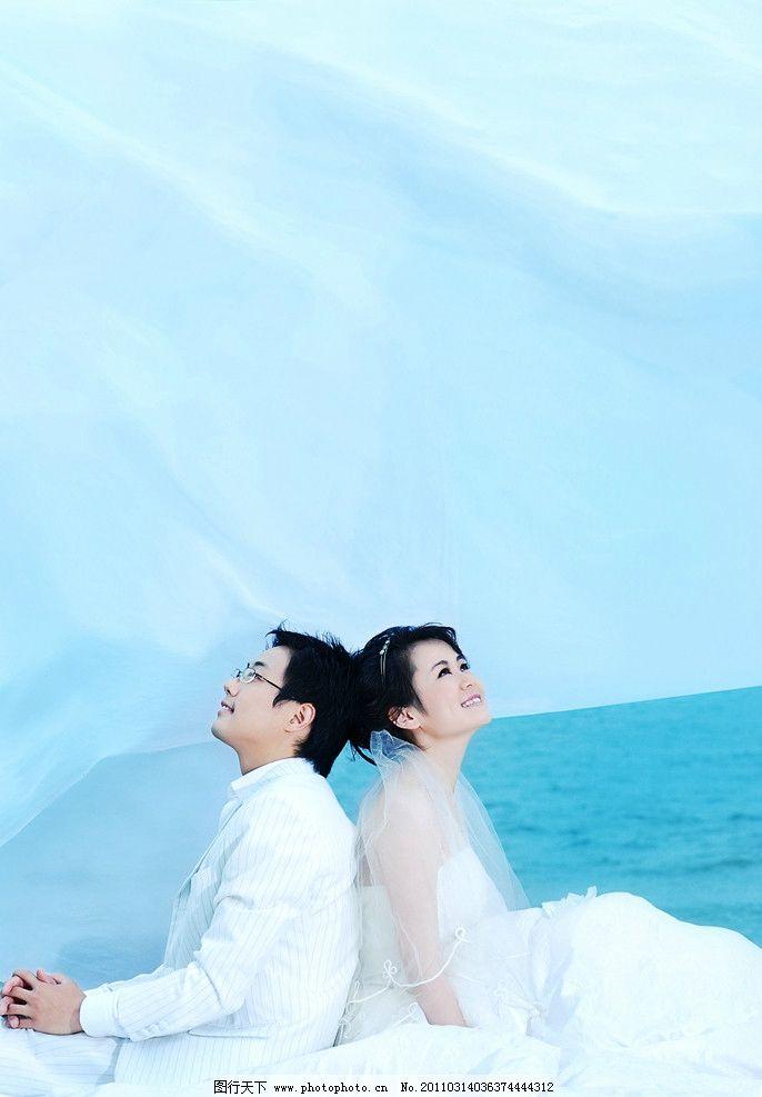 海边 婚纱样照 婚纱样片 情侣照 结婚照 浪漫海景 婚纱外景 情侣写真