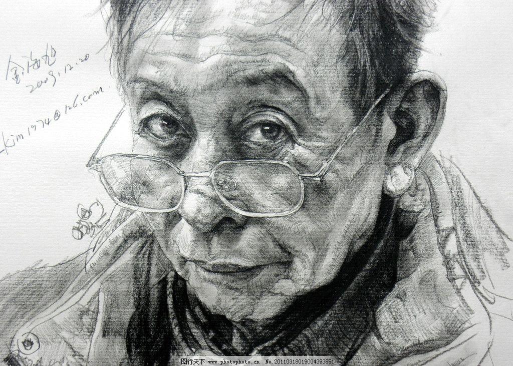 老人头像图片