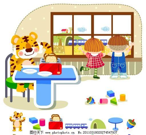 幼儿园窗户边框图片大全