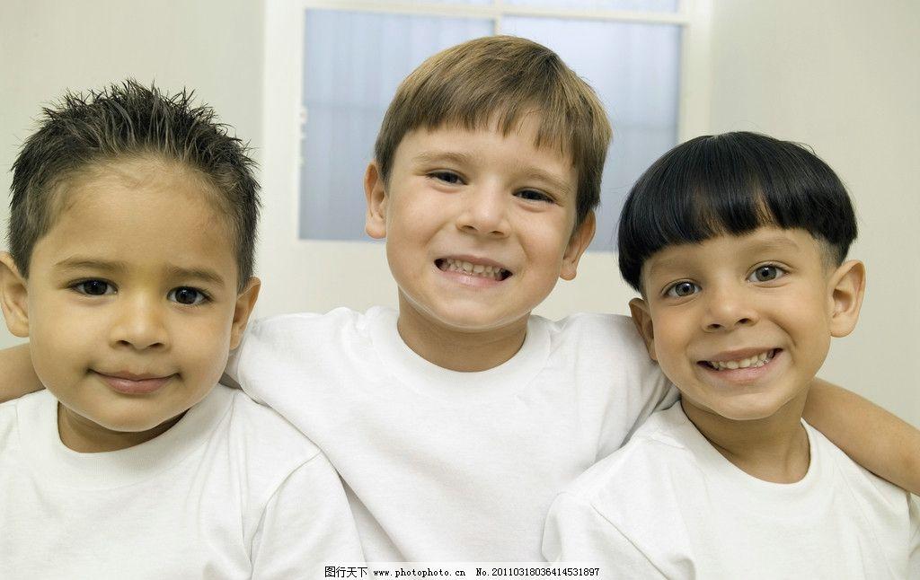 脸部表情 男孩 国外小男孩 外国小男孩 调皮 顽皮 天真 可爱 国外儿童
