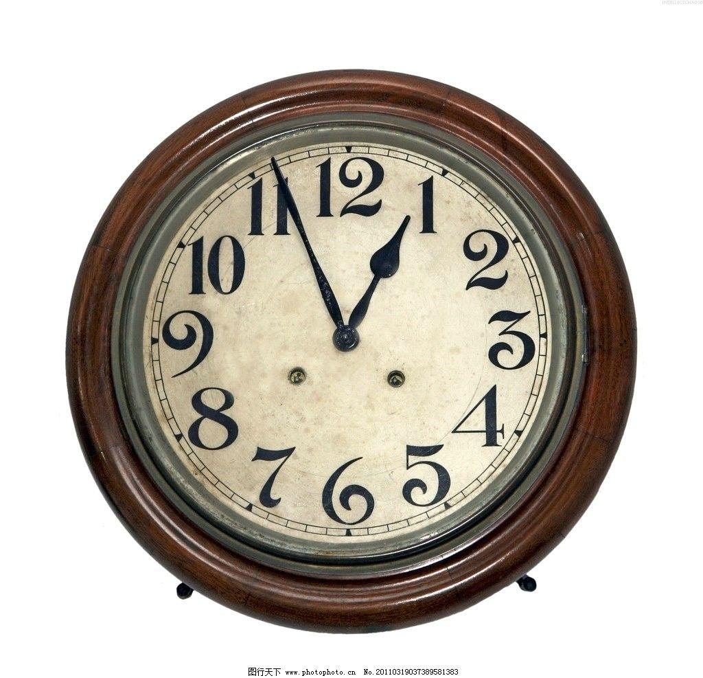 欧式钟表高清素材图片