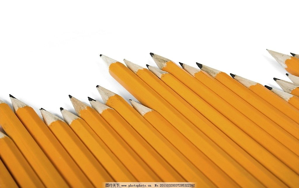 铅笔 彩色笔 笔 彩色铅笔 文具 美术 学习办公 生活百科 摄影 72dpi