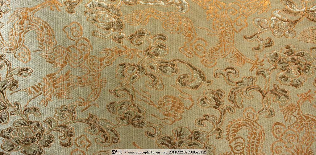 布纹 绸缎 绫 纹理 纹路 肌理 花纹 复古 怀旧 古朴 老旧