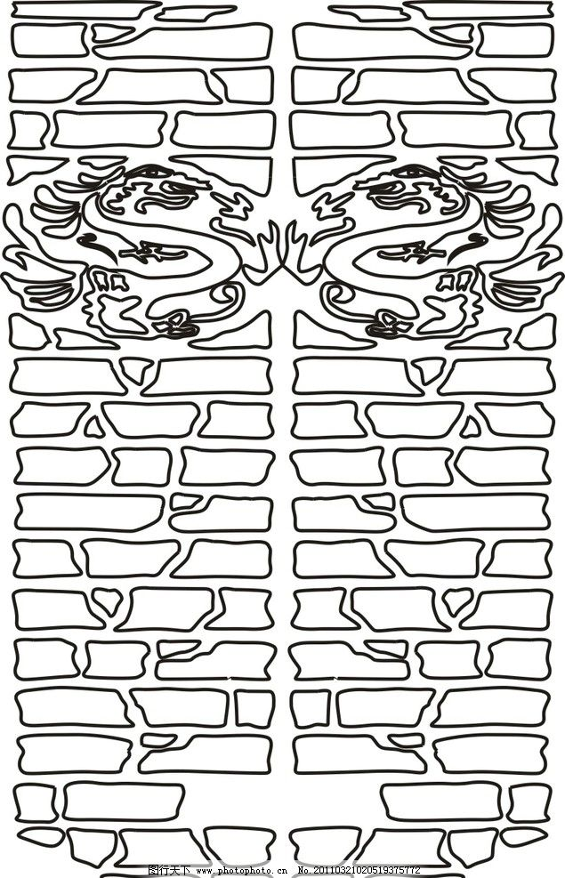 门雕刻 门雕花 装饰玻璃 移 花边底纹 边框 线条 电脑刻绘 镂空 雕刻