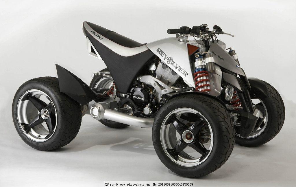 超酷四轮摩托图片