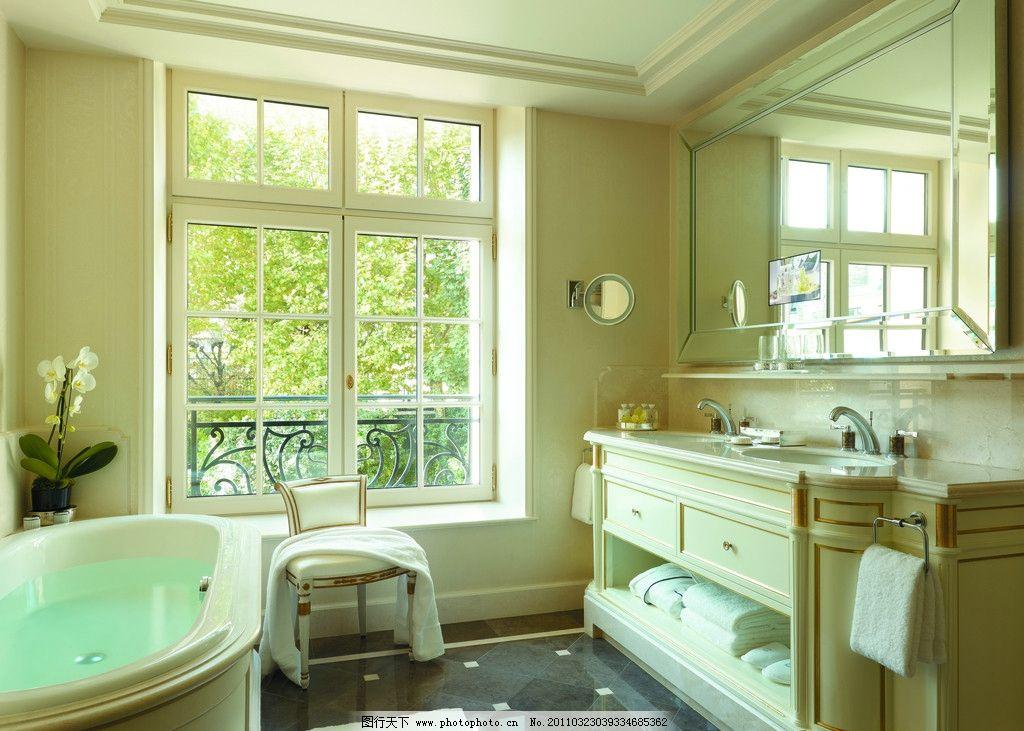 巴黎香格里拉卫生间        酒店设计 五星级酒店 香格里拉酒店 会所