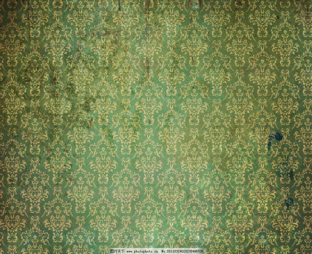 欧式花纹背景 花纹 花边 布纹 二方连续 欧式 底纹 边框 时尚 传统