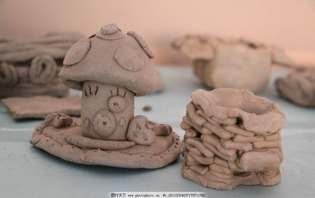 儿童手工陶艺制作步骤