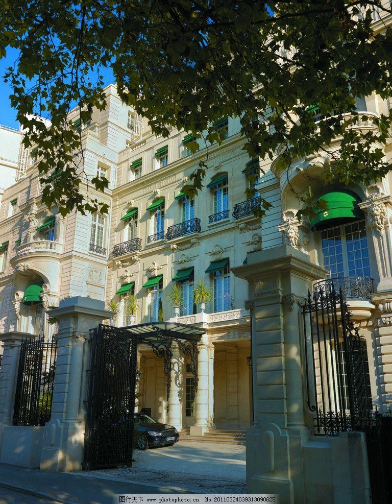 欧式酒店 会所设计 豪华酒店 豪华会所 国宾馆 欧式门头 欧式雨棚