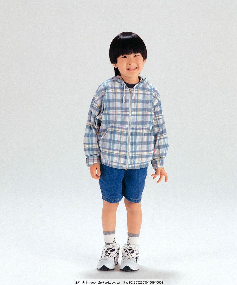 儿童 儿童照片 可爱儿童 儿童摄影 小男孩 格子衬衫 儿童幼儿