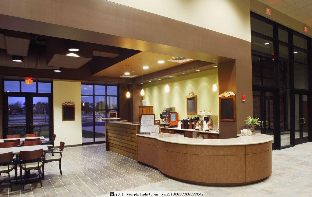 餐厅吧台设计 桌子 椅子 酒吧 咖啡厅 餐厅设计 室内设计 装修设计