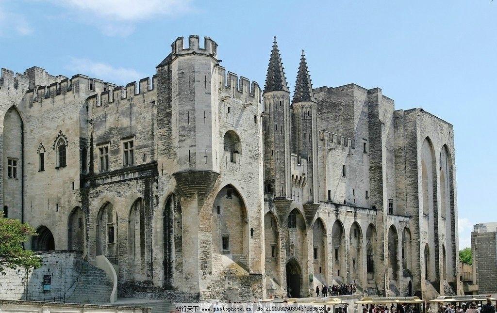 城堡 沧桑 气派 宏伟 古代 建筑 古堡 欧式 建筑摄影 建筑园林