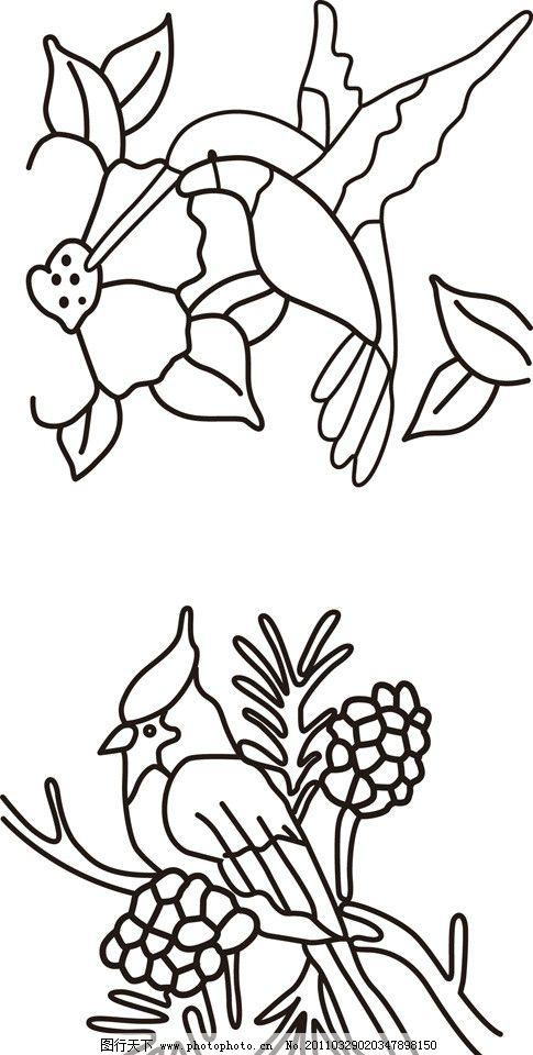 简笔画 设计 矢量 矢量图 手绘 素材 线稿 485_960 竖版 竖屏
