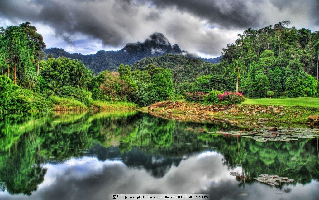马来西亚风光 风景 高清