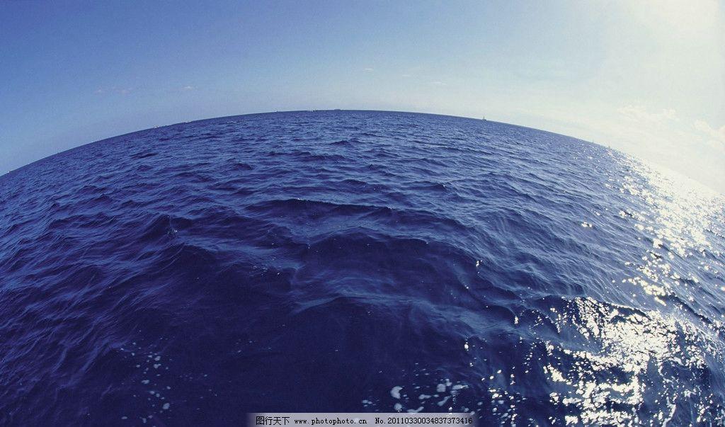 唯美海滨 唯美 海边 海水 海滨 风景 风光 蓝色 蓝天 白云 阳光 自然